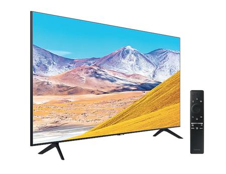El Smart TV Samsung 82TU8005 baja en MediaMarkt a 1.299 euros en lugar de los 2.199 euros originales