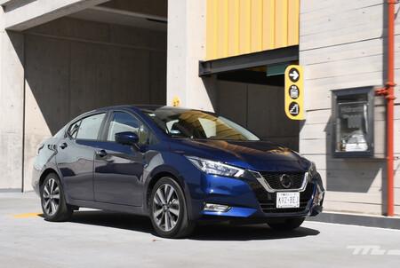 Nissan Versa 2020 Mexico