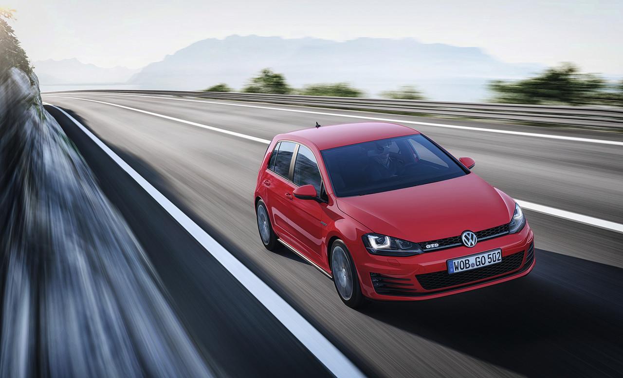 Foto de Volkswagen Golf GTD 2013 (1/5)