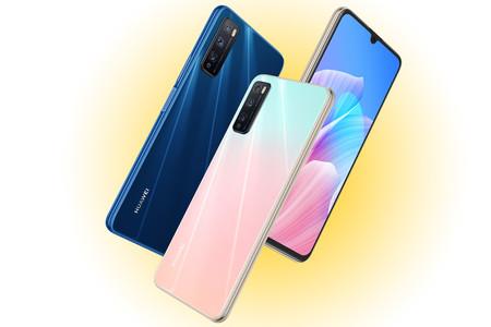 Huawei Enjoy Z 5G: pantalla de 90 Hz, cámara triple de 48 MP y 5G por menos de 250 euros al cambio