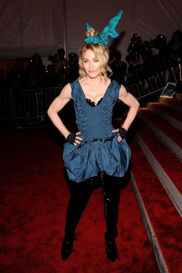 Foto de Lo peor de la la alfombra roja de la MET Costume Gala (1/15)
