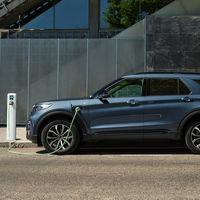 El nuevo Ford Explorer, un SUV híbrido enchufable de siete plazas, llegará a España este verano