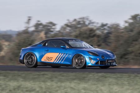 Con el Alpine A110 Cup podrás correr un campeonato por menos de lo que cuesta un Porsche 911 Turbo