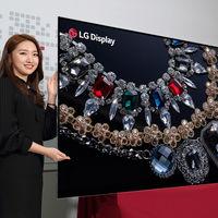 LG llevará al CES 2018 un impresionante televisor OLED 8K de 88 pulgadas