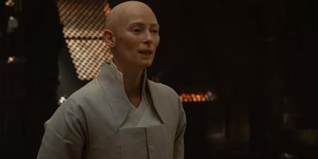 Doctor Strange Tilda Swinton