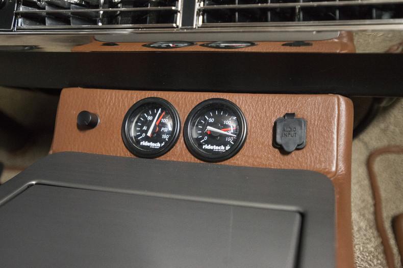 Foto de Dodge D100 restomod (22/30)