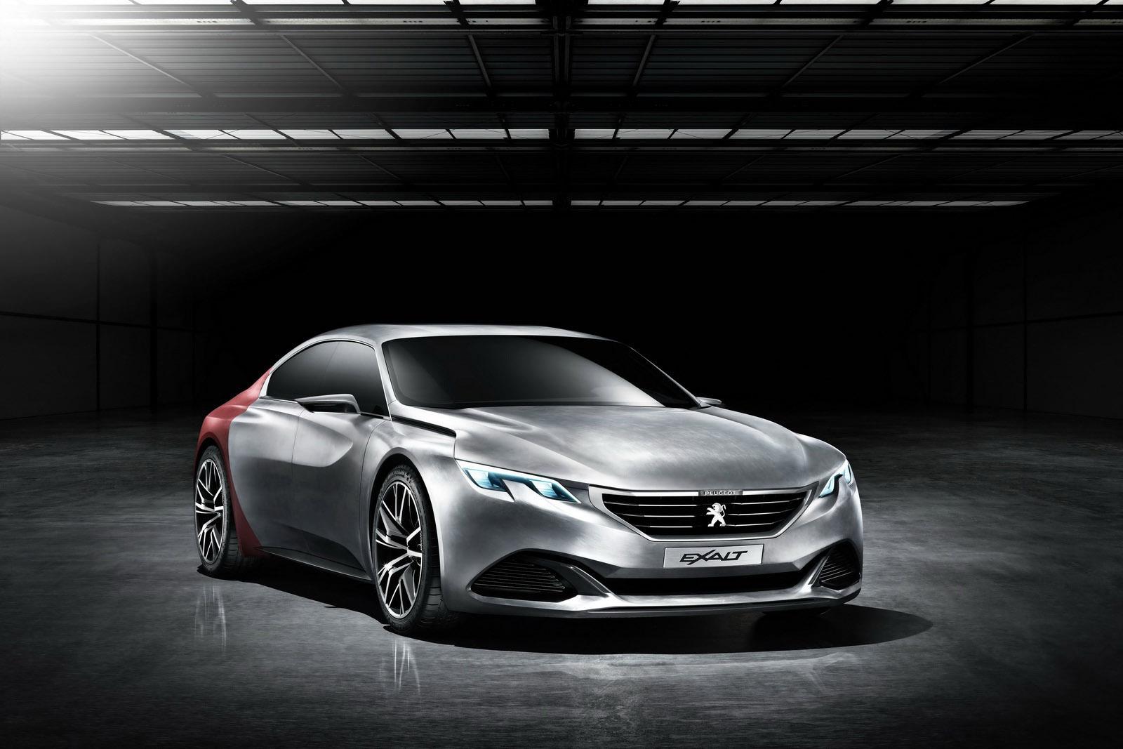 Foto de Peugeot Exalt (7/16)