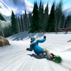 Foto 5 de 9 de la galería imagenes-de-shaun-white-snowboarding en Vida Extra
