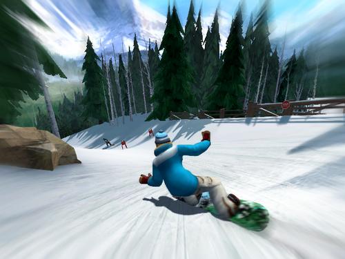 Foto de Imágenes de Shaun White Snowboarding (5/9)