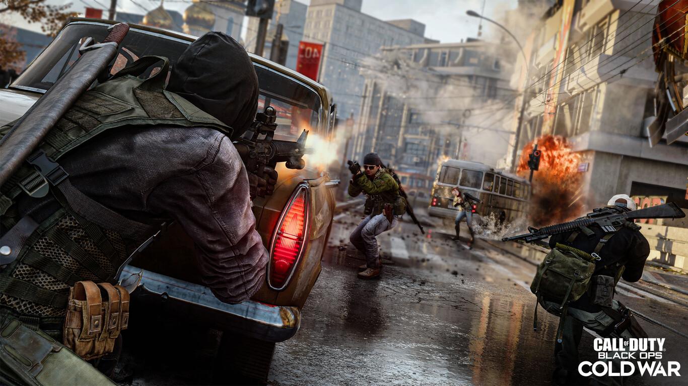 La alfa de Call of Duty Cold War se queda demasiado lejos de lo que deseo  ver en un Black Ops