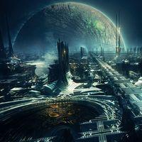 Este alucinante corto de ciencia ficción ha sido creado por un ordenador usando únicamente fractales