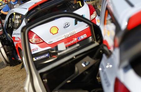 El juego de las sillas musicales en el WRC 2015