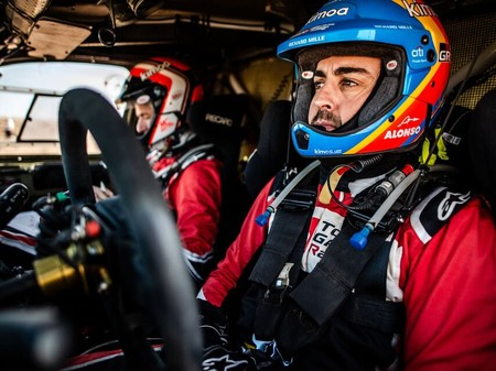Alonso Dakar 2019