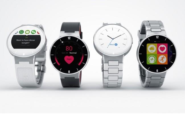 El Watch de Alcatel llega al mercado por 130 euros y con su propio sistema operativo