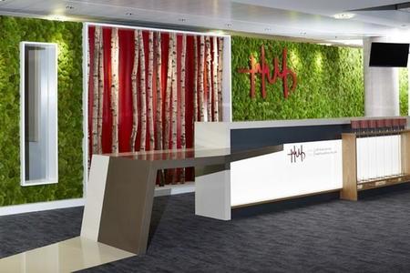 Espacios para trabajar: el nuevo Life Sciences Hub en la Bahía de Cardiff