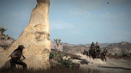 'Red Dead Redemption', cubrirse en el oeste es la mejor opción. Nuevas imágenes