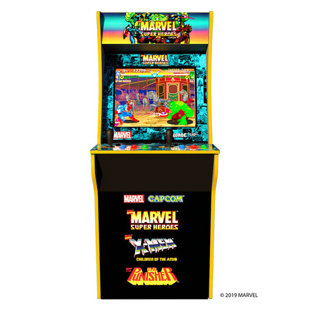 Capcom Marvel Super Heroes Home Arcade 3