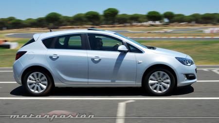 Opel Astra 1.6 CDTI, prueba de consumo