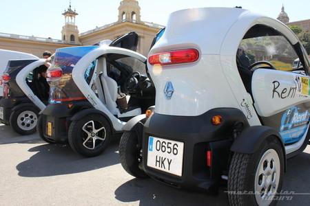 If Renting, una nueva apuesta por el coche eléctrico de alquiler en Barcelona