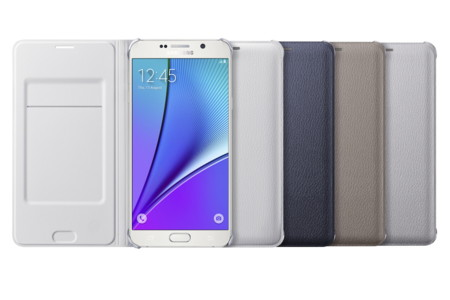 Galaxy Note5 Flip Wallet 005 Set All