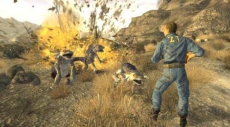 Primeras imágenes ingame de 'Fallout: New Vegas'