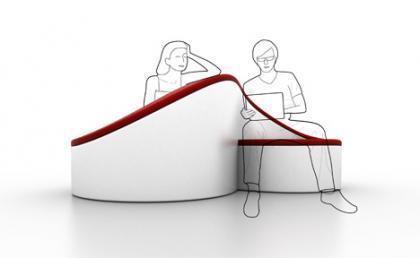 Huit Sofa: un 8 muy práctico