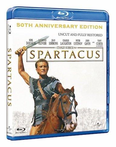 espartaco dvd