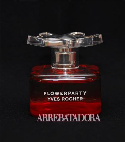 Flower Party, de Yves Rocher