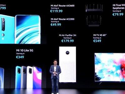 Xiaomi Mi 10 Series: presentación oficial en directo [finalizado]