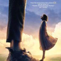 'Mi amigo el gigante', cartel de la nueva fantasía de Steven Spielberg