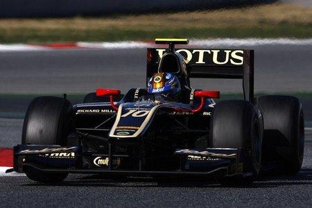 Esteban Gutiérrez obtiene el mejor tiempo del tercer y último día de pruebas de las GP2 Series en Barcelona