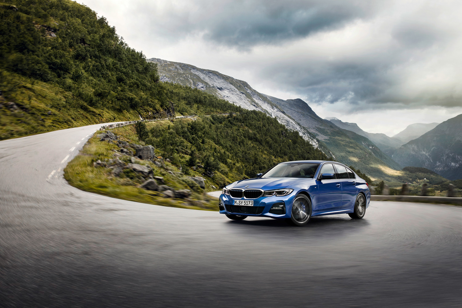Foto de BMW Serie 3 2019 (18/131)