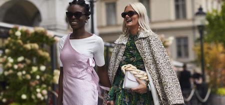 Este es el vestido de Zara que triunfó en el street style (y que puede ser tuyo por menos de 8 euros)
