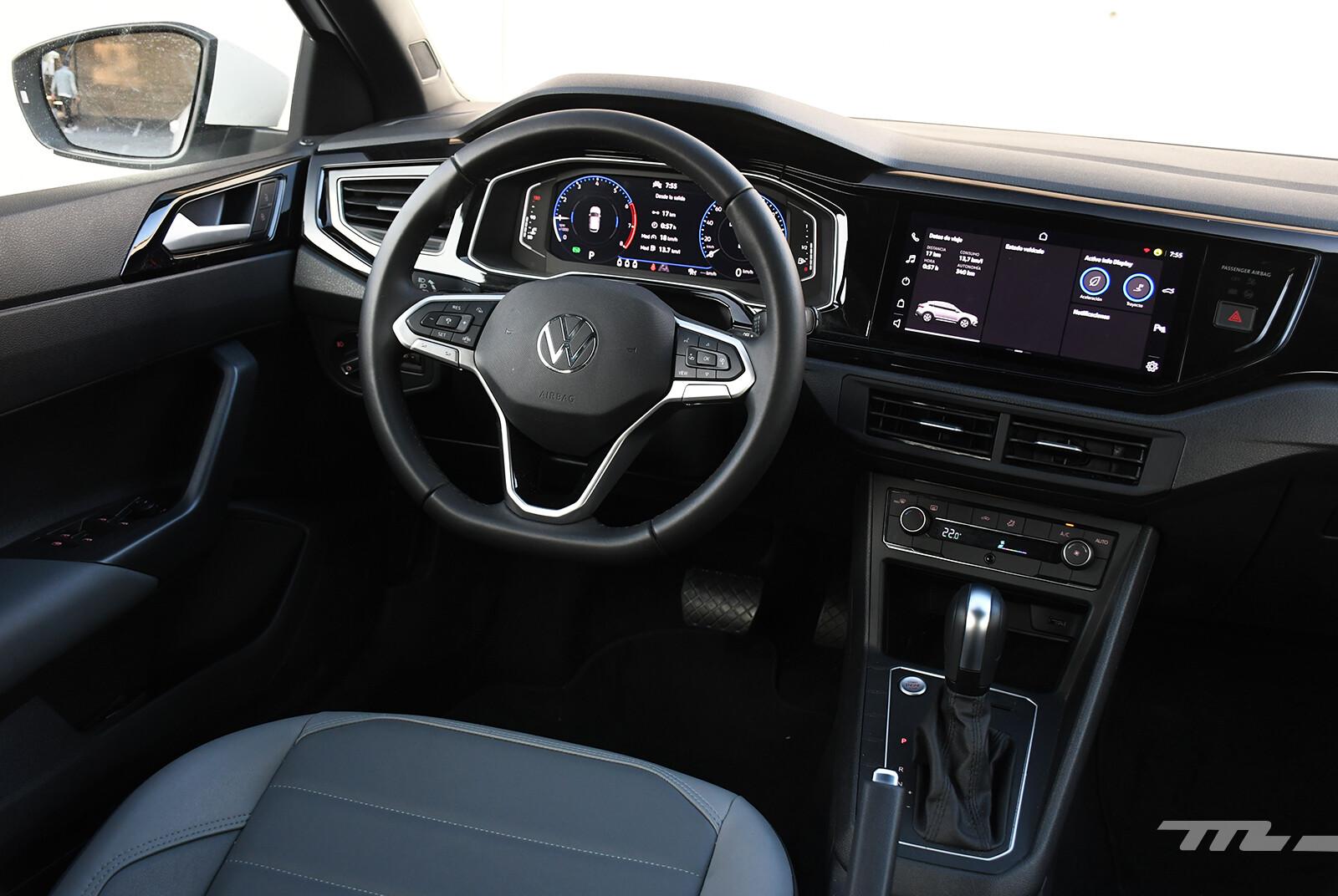 Foto de Volkswagen Nivus (prueba) (21/32)