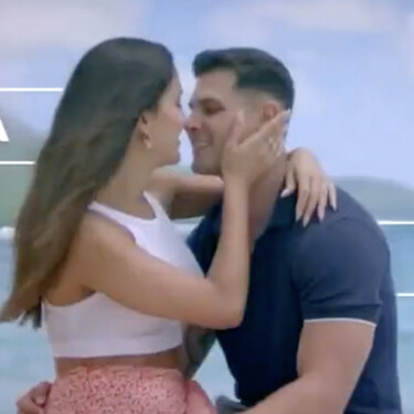 Telecinco pone cara a las cuatro parejas oficiales que participarán en 'La Isla de las Tentaciones 4': Alejandro Nieto ('GH VIP 4') y su novia Tania entre ellos