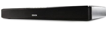Denon DHT-T100, barra de sonido plana para colocar bajo nuestro televisor
