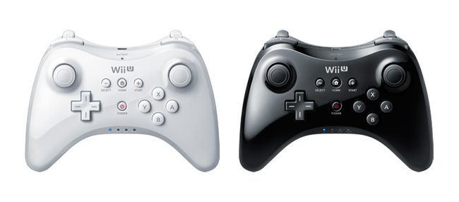 Wii U Pro Controllers