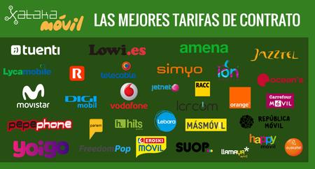 Así quedan las renovadas tarifas Movistar frente a las mejores tarifas con las que compite