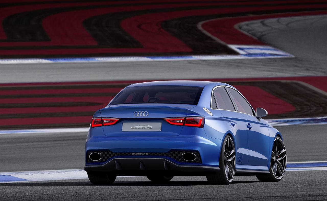 Foto de Audi A3 clubsport quattro concept (4/8)
