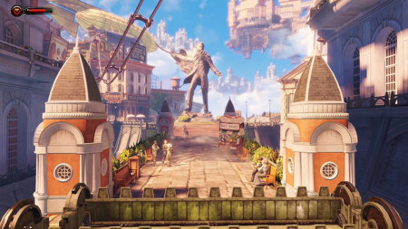 Bioshock The Collection Columbia
