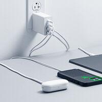Razer lanza un adaptador GaN múltiple para cargar un iPhone, iPad, Mac y AirPods al mismo tiempo