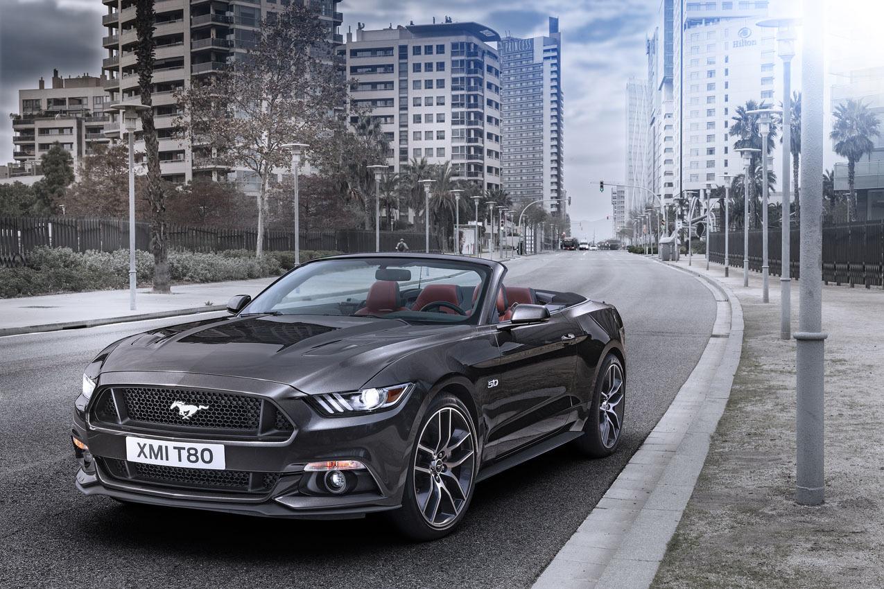 Foto de Ford Mustang 2015 (6/53)