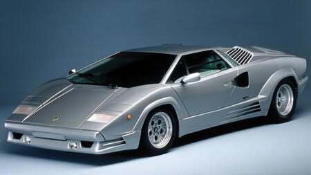 Lamborghini Countach 2022 Teaser 3