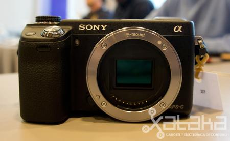 Sony NEX-6 en el competido sector de las cámaras sin espejo