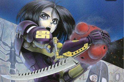 Gunmm, el manga en el que se basa 'Alita: Battle Angel', lleva tres décadas siendo referente del género cyberpunk
