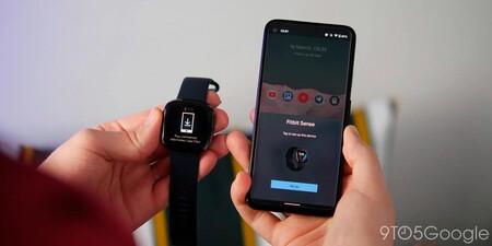 Emparejado Rápido Fitbit