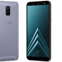 Los Samsung Galaxy A6 y A6+ llegan a España: precio y disponibilidad oficiales