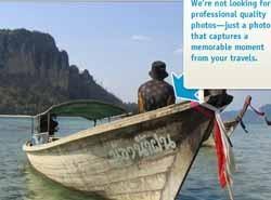 Concurso Condé Nast Traveler: envía una foto y gana un viaje