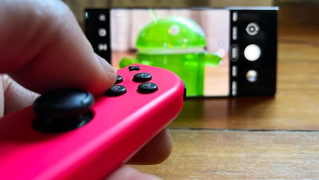Cómo usar el mando de la Switch como disparador de cámara en tu Samsung Galaxy