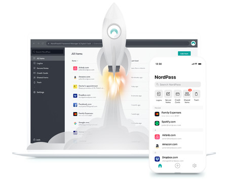NordPass, el gestor de contraseñas de NordVPN, se lanza como extensión para navegadores y aplicación móvil